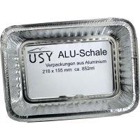 usy Aluschale passend für diverse Weber Grills (25er...