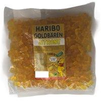 Haribo Goldbären Zitrone (1kg Beutel...