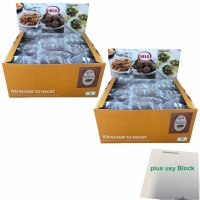 Hela Hackfleisch Fertigwürzung (2 Boxen, 300 Beutel a 7g)