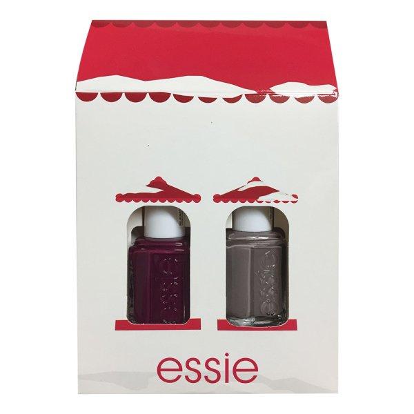 Essie Geschenkset bahama mama nr. 44 + chinchilly nr. 77  (2x13,5ml)