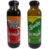 Mezzo Mix & Sprite Sirup für Wassersprudler...